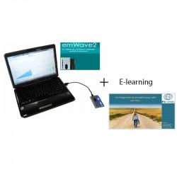 "emWave2 + E-learning ""prendre soin de soi"""