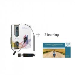 "emWave Pro + E-learning ""prendre soin de soi"""